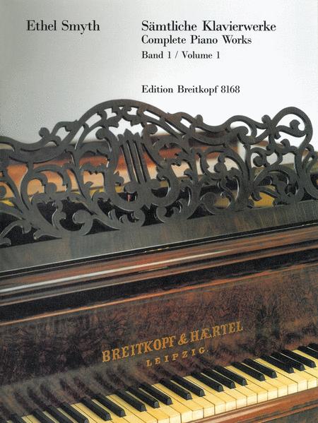 Samtliche Klavierwerke, Heft 1