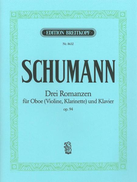 Drei Romanzen op. 94