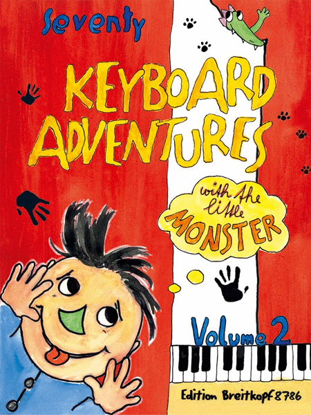 70 Keyboard Adventures Vol. 2