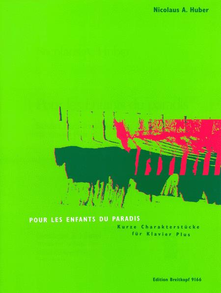 Pour les Enfants du paradis