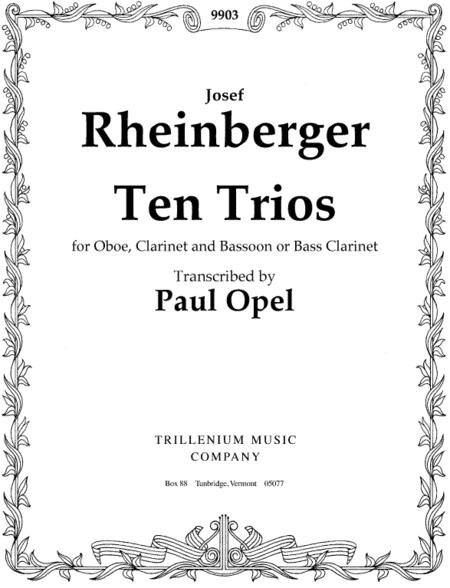 Ten Trios