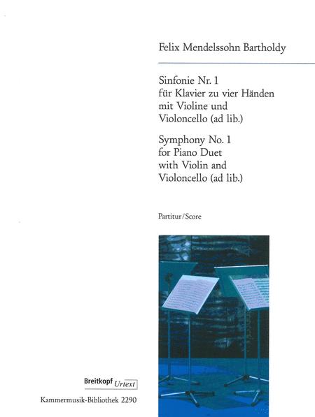 Sinfonie Nr. 1 op. 11