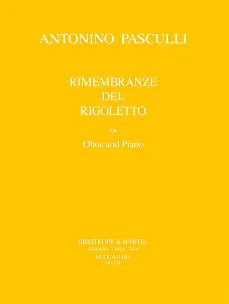 Rimembranze del Rigoletto
