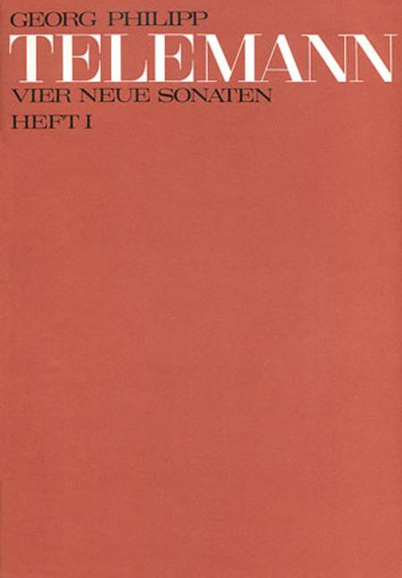 Telemann: Vier neue Sonaten (1 und 2)