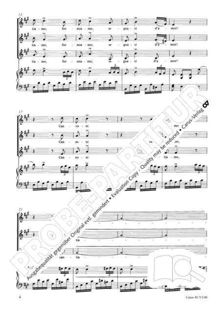 Coro di Ninfe