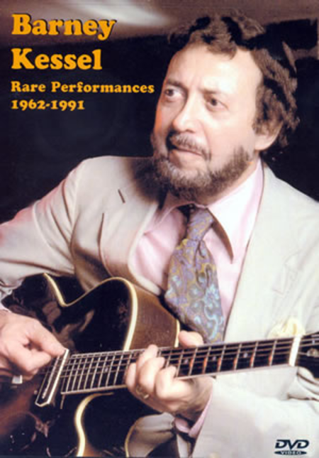 Barney Kessel/Rare Performances 1962-1991