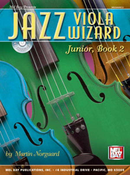 Jazz Viola Wizard Junior, Book 2