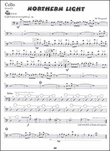 Jazz Cello Wizard, Junior, Book 2