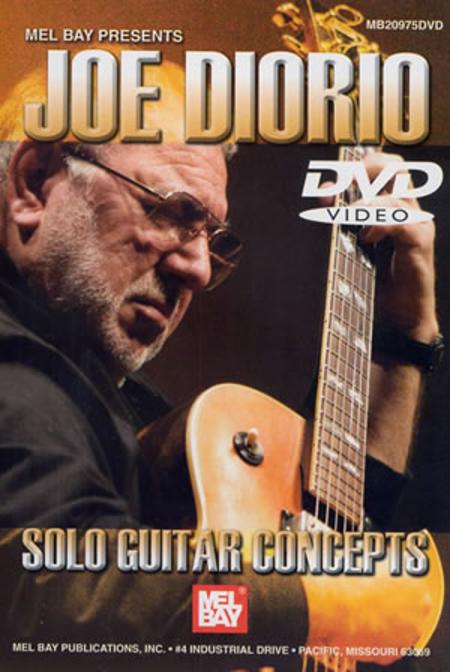 Joe Diorio Solo Guitar Concepts