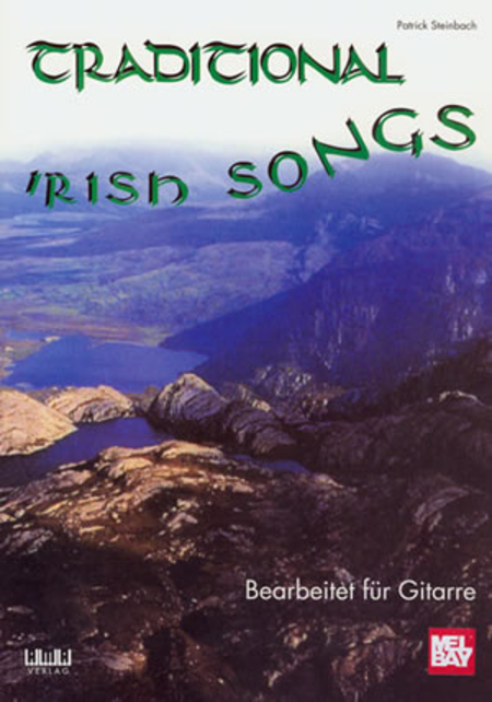 Traditional Irish Songs for Acoustic Guitar