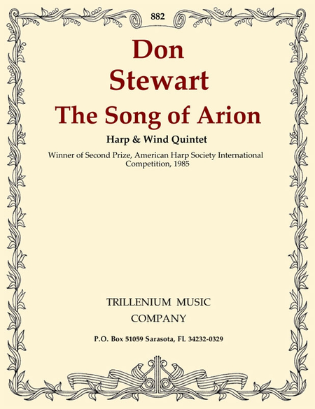The Song of Arion