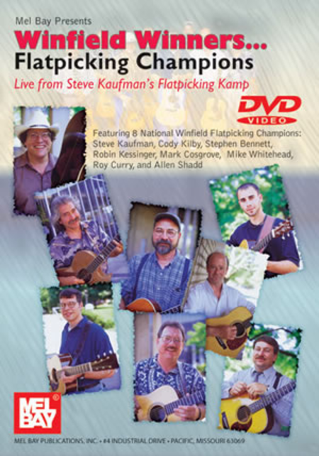 Winfield Winners/Flatpicking Champions - Live Kaufman Camp