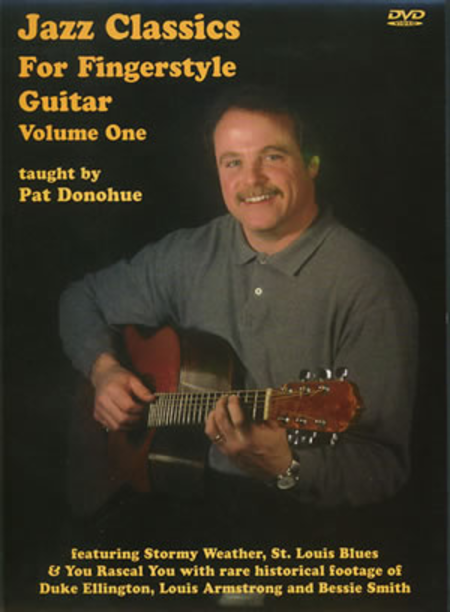 Jazz Classics for Fingerstyle Guitar, Volume 1