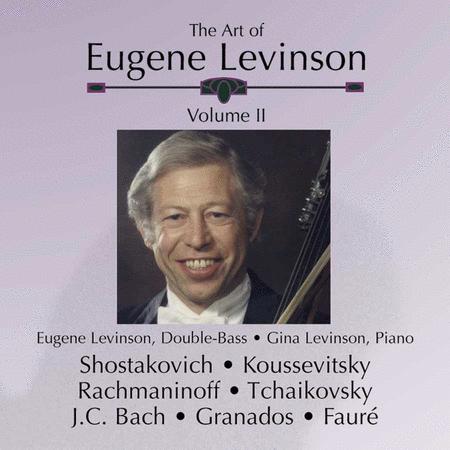 Art of Eugene Levinson, The-Volume II
