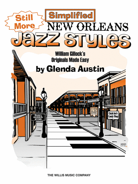 Still More Simplified New Orleans Jazz Styles