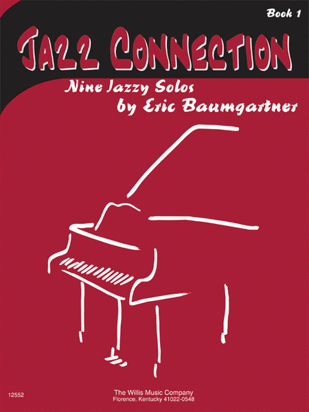 Jazz Connection, Book 1 - Book Only