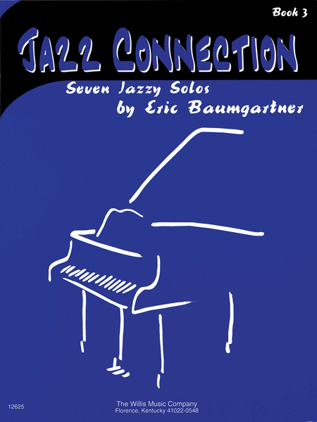Jazz Connection, Book 3 - Book Only