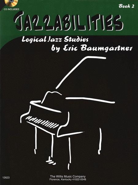 Jazzabilities, Book 2 - Book/CD