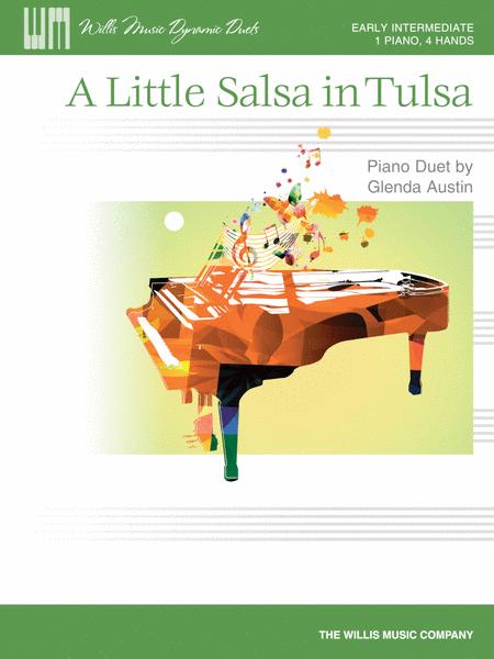 A Little Salsa in Tulsa