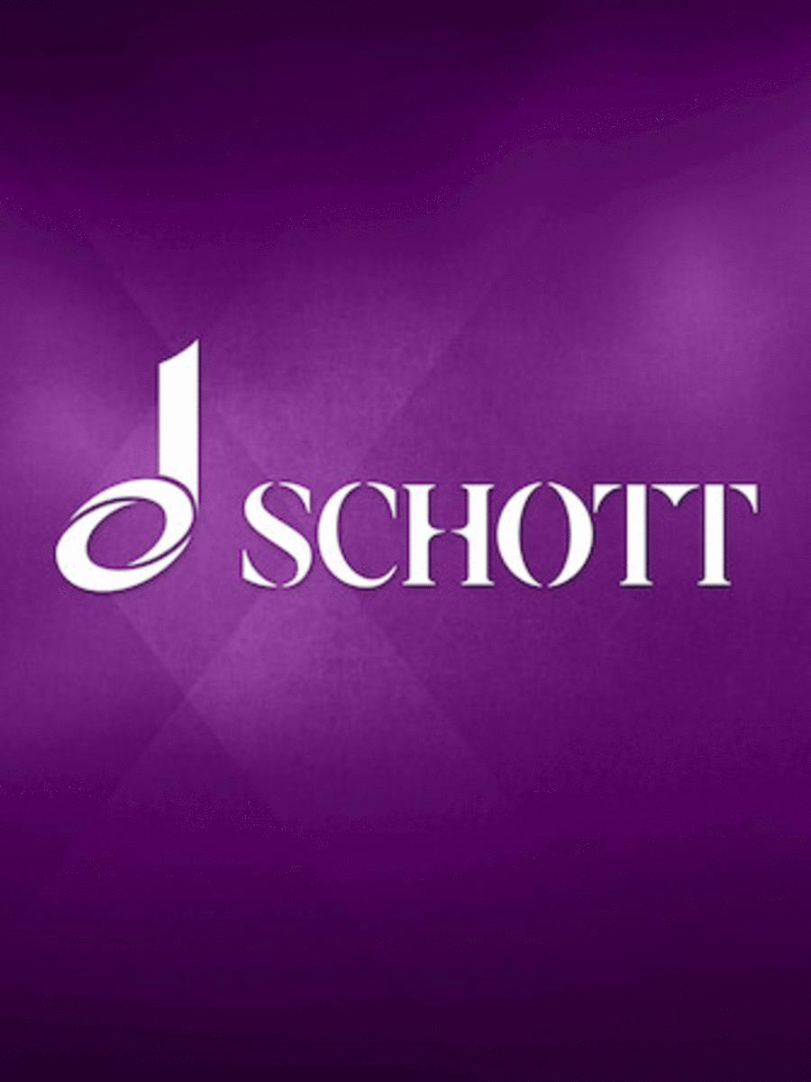 Two Movements For String Quartet Full Score
