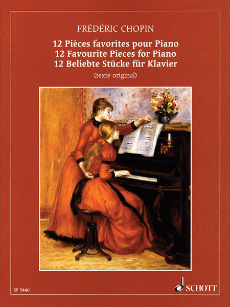 Chopin - 12 Favorite Pieces for Piano