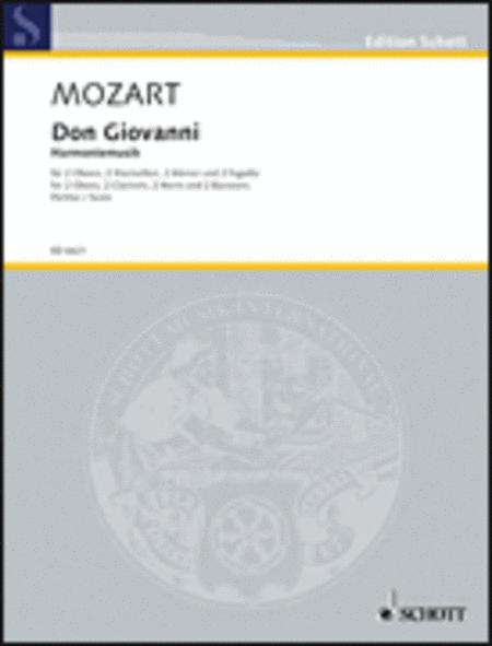 Don Giovanni (Harmoniemusik)