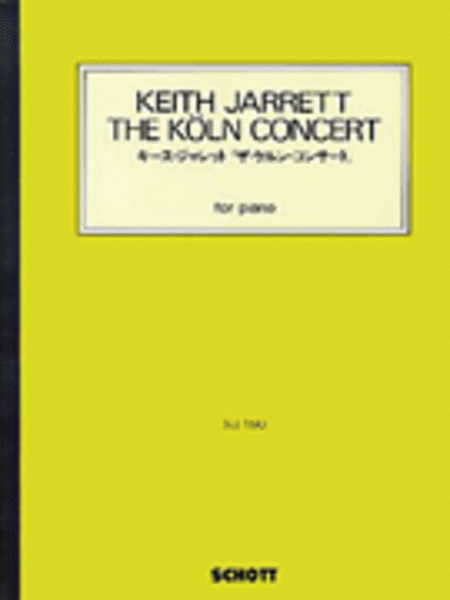 The Köln Concert