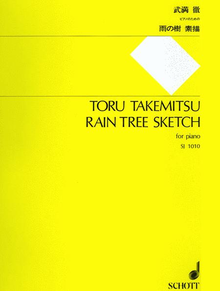 Rain Tree Sketch
