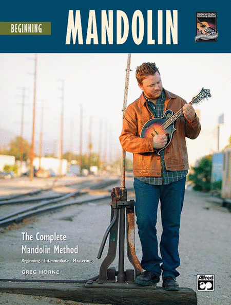 Beginning Mandolin (Book and DVD)