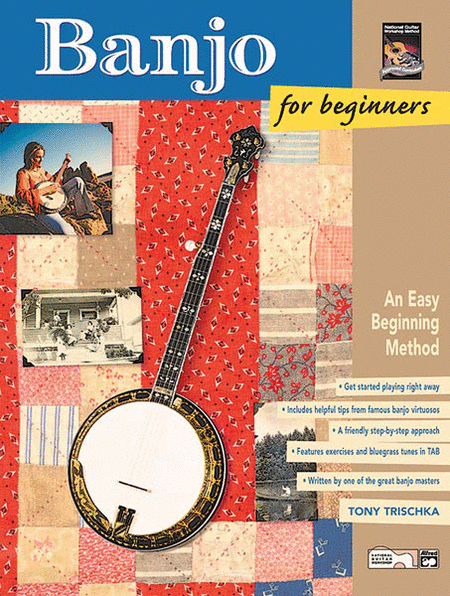 Banjo For Beginners (Book and DVD)