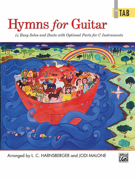 Hymns For Guitar In Tab