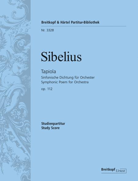 Tapiola op. 112