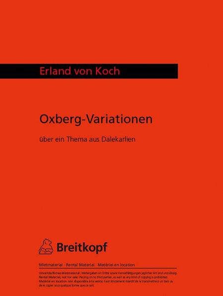 Oxberg-Variationen