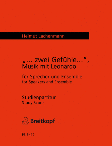 Zwei Gefuhle, Musik m.Leonardo