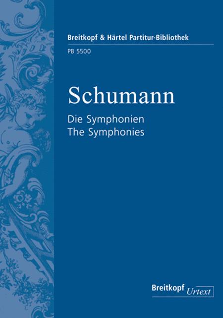 Symphonien 1 bis 4+Fruhfassung