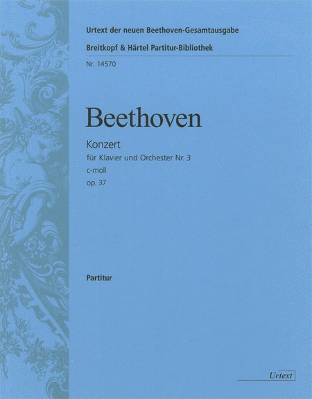 Klavierkonzert Nr. 3 c-moll op.37