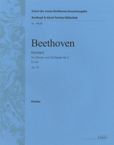 Klavierkonzert Nr. 5 Es-dur op.73