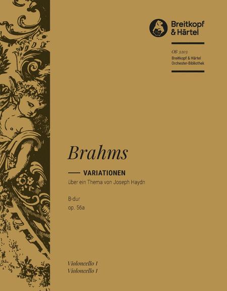 Haydn-Variationen B-dur op.56a