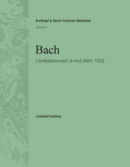 Cembalokonzert d-moll BWV 1052