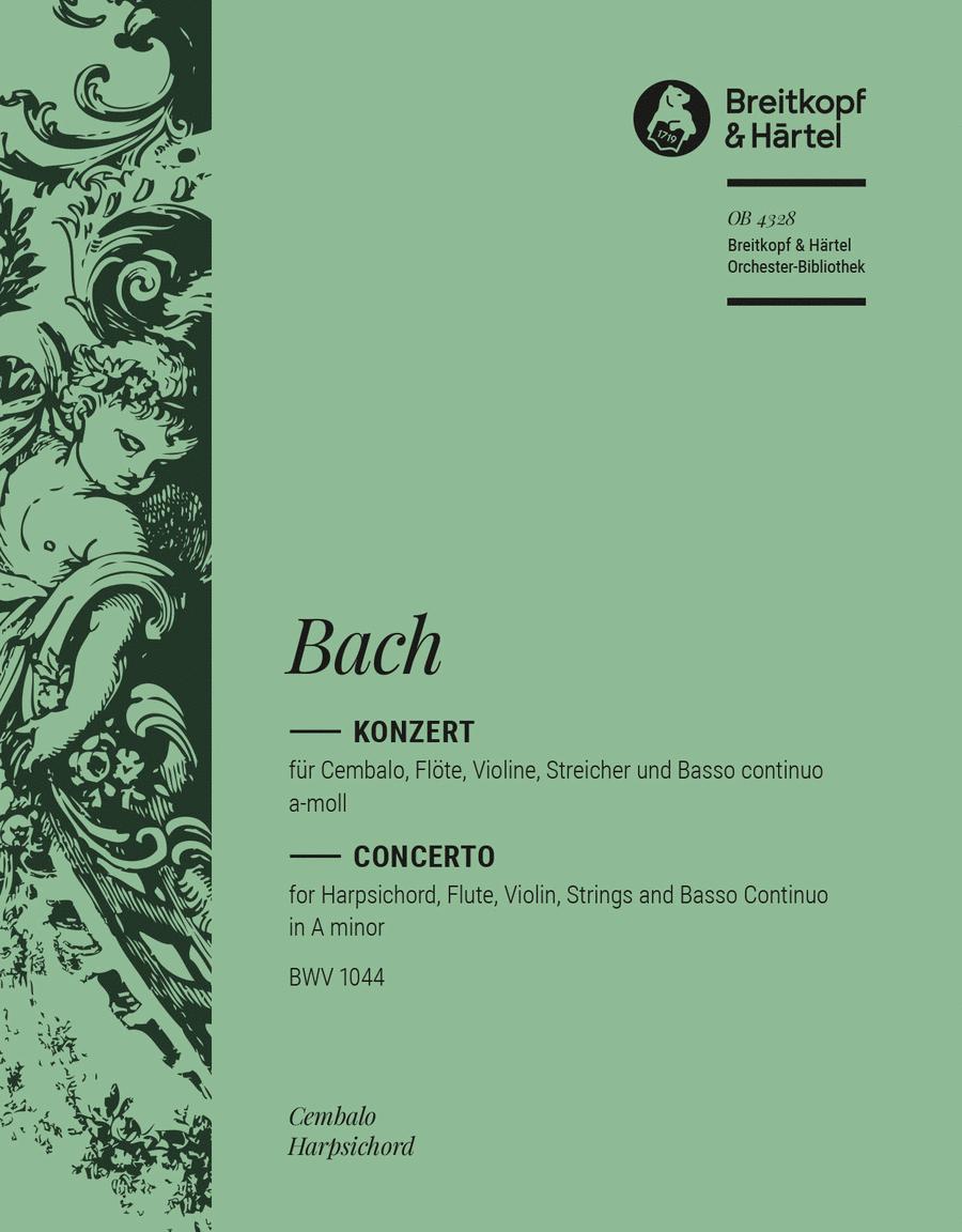 Konzert a-moll BWV 1044
