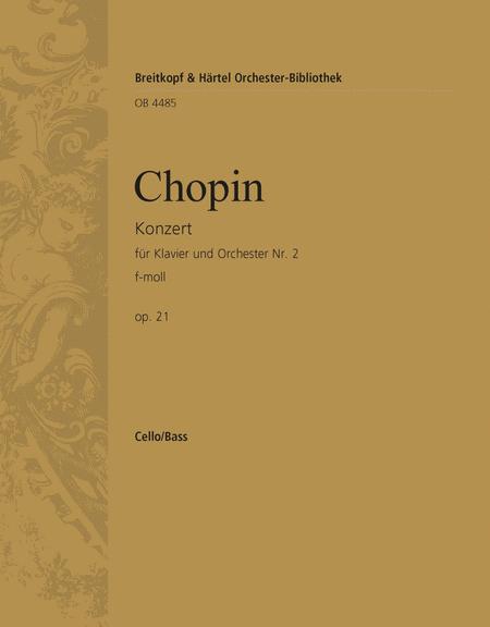 Klavierkonzert 2 f-moll op.21