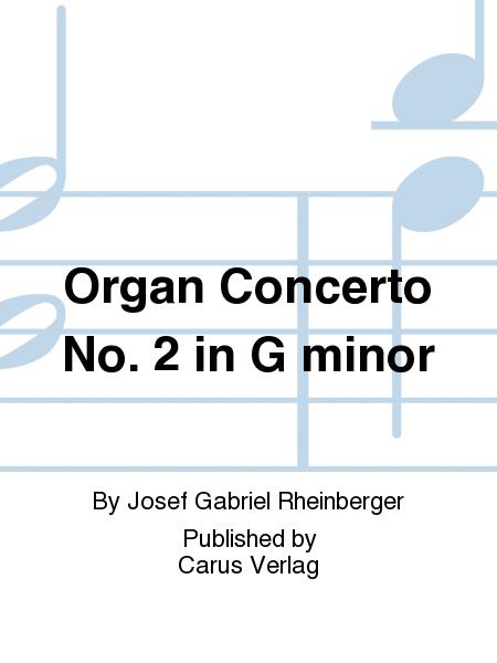 Organ Concerto No. 2 in G minor