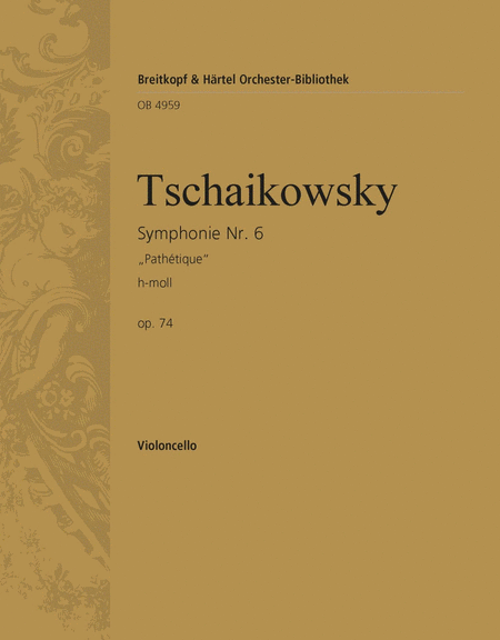 Symphonie Nr. 6 h-moll op. 74