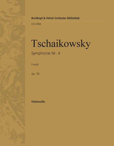 Symphonie Nr. 4 f-moll op. 36