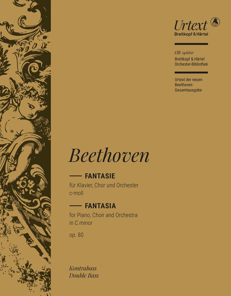 Chorfantasie c-moll op. 80