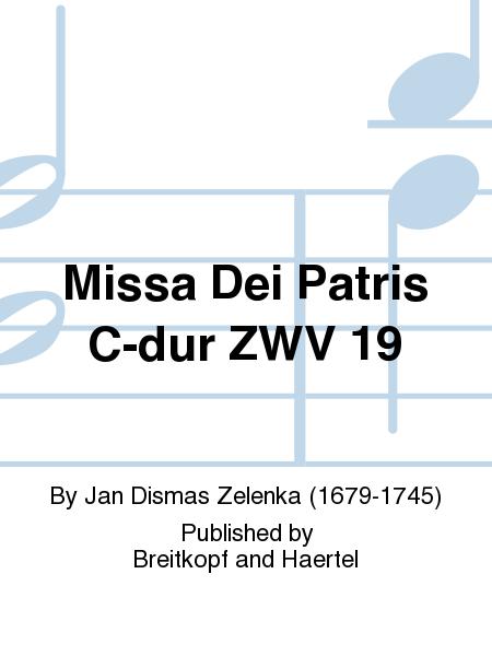 Missa Dei Patris C-dur ZWV 19
