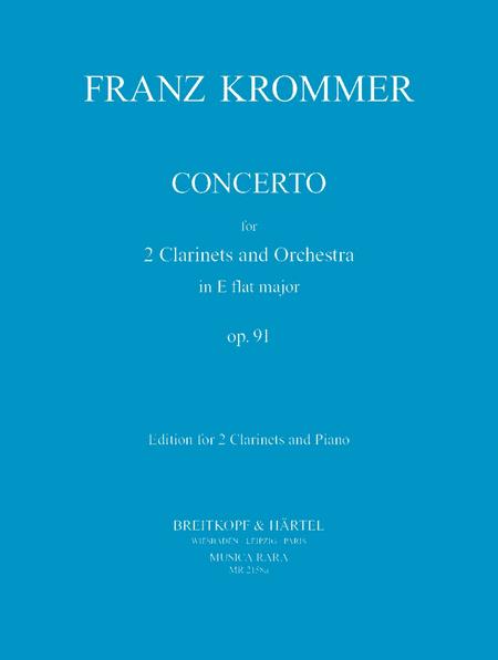 Concerto in Es op. 91
