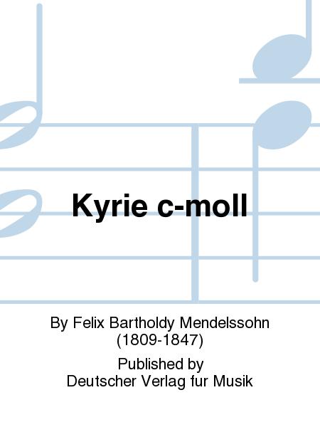 Kyrie c-moll