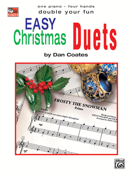 Easy Christmas Duets
