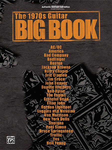The 1970s Guitar Big Book